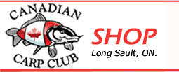 Canadian Carp Club Shop